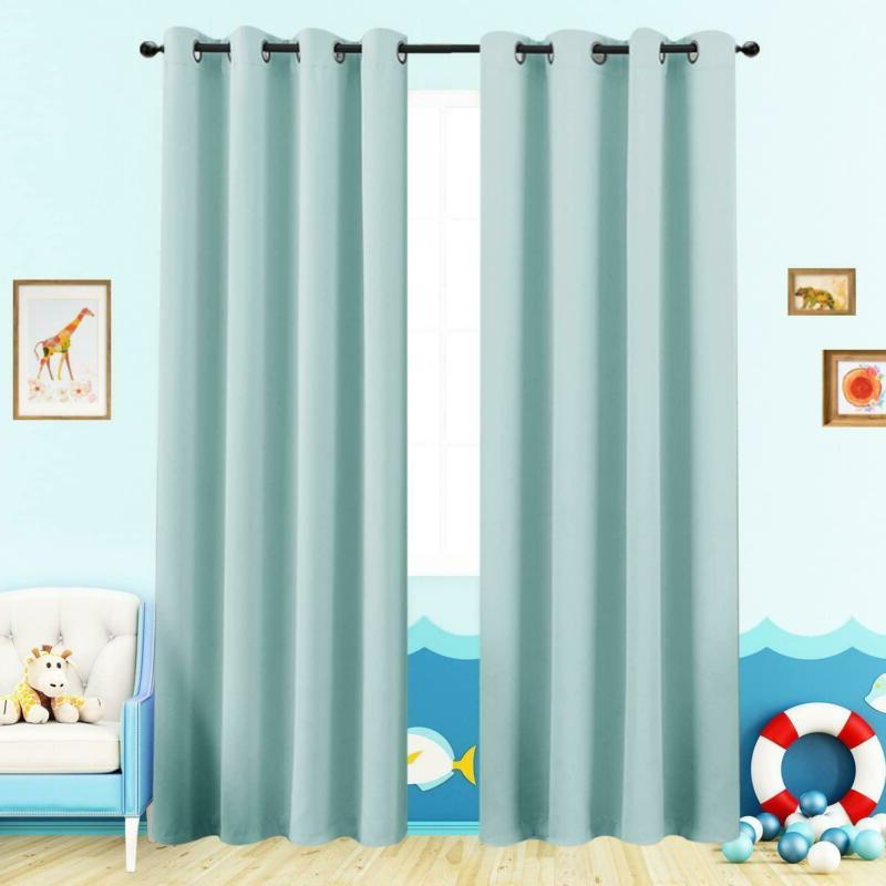 room darkening curtain 95 inches long