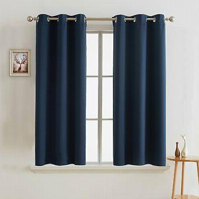 room darkening curtain thermal insulated blackout curtains