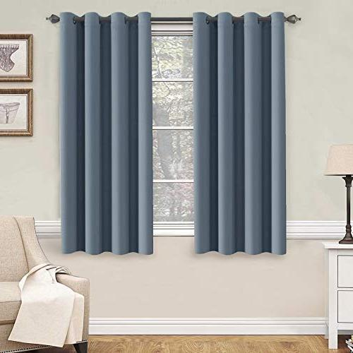 soft smooth blackout window curtain
