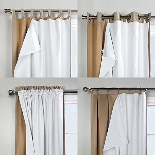 superior liner blackout curtain lining