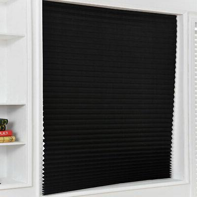 Temporary Blackout Shade Blinds Bathroom Kitchen 1pc
