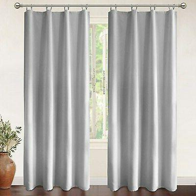 thermal insulated blackout curtain liner