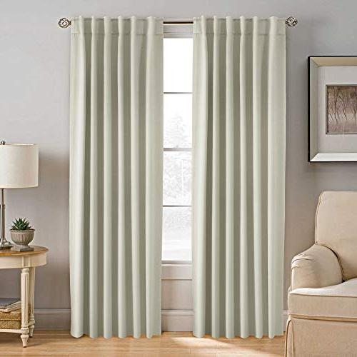 thermal insulated blackout curtains window
