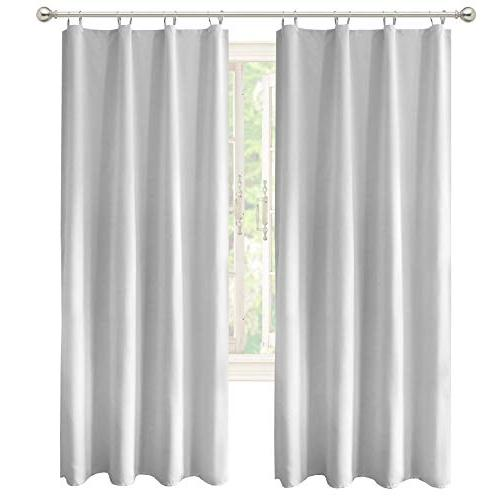 DriftAway Thermal Insulated Darkening, for 96-inch Curtains, Set of Liner Included, Panel