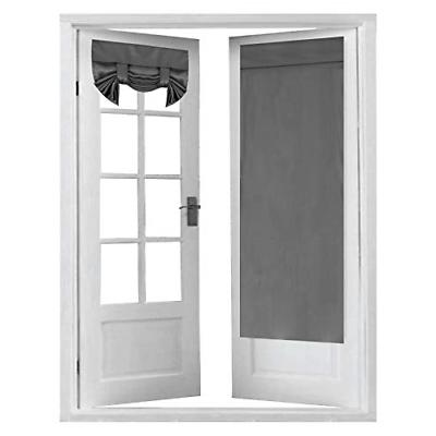 tricia blackout curtain for french door thermal