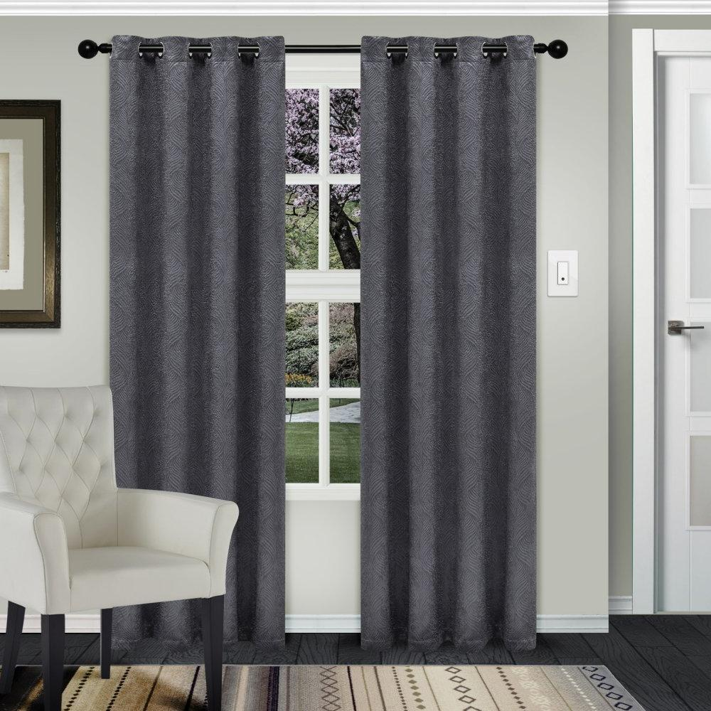 waverly blackout 2 panel curtains