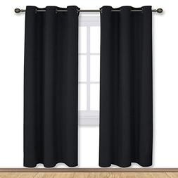 NICETOWN Living Room Blackout Curtain Panels, Autumn/Winter