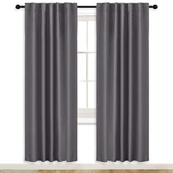 RYB HOME Living Room Blackout Curtains Draperies, Window Tre