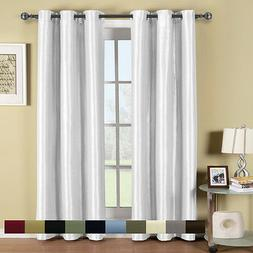 LUXURY ONE SOHO GROMMET TOP THERMAL INSULATED BLACKOUT WINDO