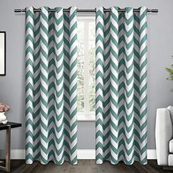 Exclusive Home Curtains Mars Woven Blackout Thermal Window C
