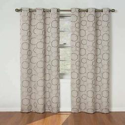 Eclipse Meridian Blackout Window Curtain Panel