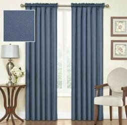 Eclipse Microfiber Thermaback Top Blackout Curtain 42X95 Sto