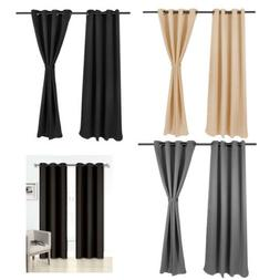 Modern Blackout Curtains For Living Room Window Curtains For