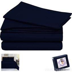 navy blue king duvet cover