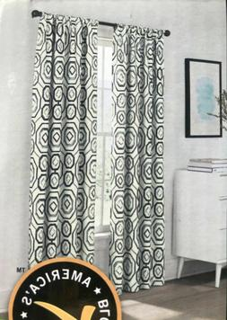"NEW 2 PANELS OF ECLIPSE BLACKOUT CURTAINS 42"" x 84"" STANDARD"
