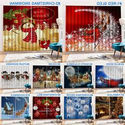 New Year Christmas Decorations <font><b>Curtains</b></font>