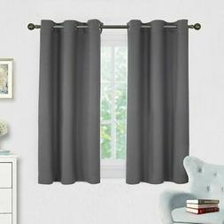 NICETOWN Blackout Curtains Panels - Thermal Insulated Solid