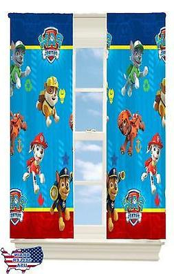 Nick Jr Paw Patrol Paw-some Room Darkening Window Panel 42in