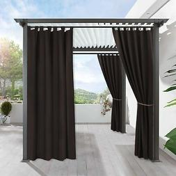 Outdoor Curtain Privacy for Patio - RYB HOME Stain Repeleant