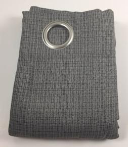 Eclipse Palisade Window Curtain Panel Blackout Thermalined G