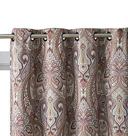 HLC.ME Paris Paisley Print Damask Thick Thermal Insulated En