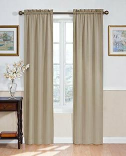 ECLIPSE Room Darkening Curtains for Bedroom - Solid Thermapa