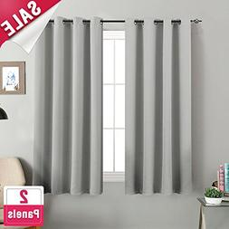 Moderate Blackout Curtains for Bedroom Room Darkening Window