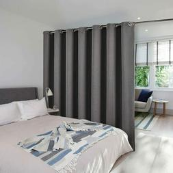 NICETOWN Room Divider Curtain Screen Partitions, Thermal Ins