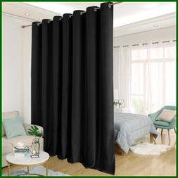 Room Divider Curtain Thermal Insulated Blackout Patio Door P