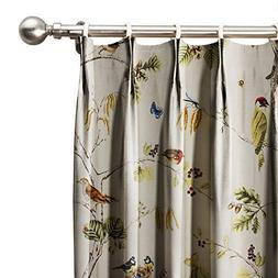 "ChadMade Rural Pastoral Print Window Curtain 50"" W x 102"" L,"
