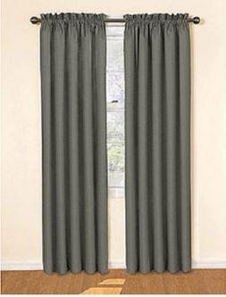 "Eclipse Samara Blackout Energy-Efficient  Curtain 42""W X 95"""