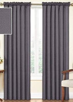 "Eclipse Samara Blackout Energy-Efficient 42""x 54"" Curtain Pa"