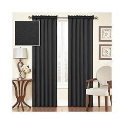 "Eclipse Samara Blackout Energy-efficient Curtain Panel 42"" b"