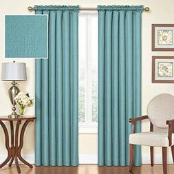 "Eclipse Samara Blackout Energy-Efficient 42""x 84"" Curtain Pa"