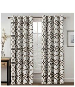 H.VERSAILTEX Thermal Insulated Blackout Curtain Drapes