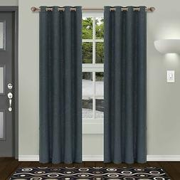 Superior Shimmer Insulated Thermal Blackout Grommet Curtain