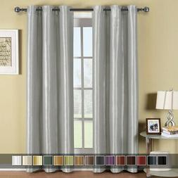 Soho Grommet Thermal-Insulated Blackout Window Curtain Panel