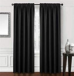 Dreaming Casa Solid Blackout Curtain For Bedroom 96 Inches L