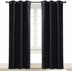 NICETOWN Soundproof Thermal Insulated Blackout Curtain Therm
