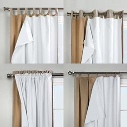 Thermaplus Superior Liner Blackout Curtain Lining, by Common