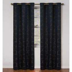 Eclipse Thermaback Meridian Grommet Blackout Window Panel
