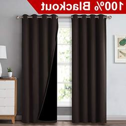 NICETOWN High End Thermal Curtains, Full Blackout Curtains 8