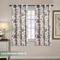 H.VERSAILTEX Thermal Insulated Blackout Curtain Energy Smart