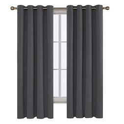 Deconovo Thermal Insulated Blackout Curtain For Bedroom 52 B