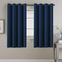H.VERSAILTEX Thermal Insulated Blackout Curtains for Bedroom