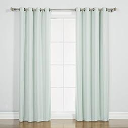 Best Home Fashion Thermal Insulated Blackout Curtains - Anti