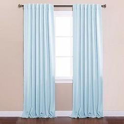 thermal insulated blackout curtains antique bronze grommet