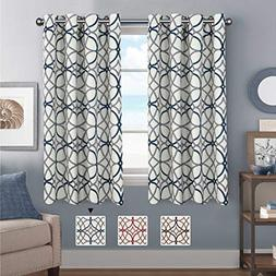 H.VERSAILTEX Thermal Insulated Blackout Curtains Energy Smar