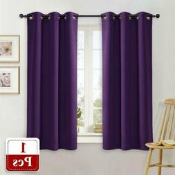 """NICETOWN Thermal Insulated Blackout Curtains - W42"""" X L63"""","""