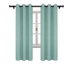 SUO AI TEXTILE Home Fashion Drapes Thermal Insulated Solid G